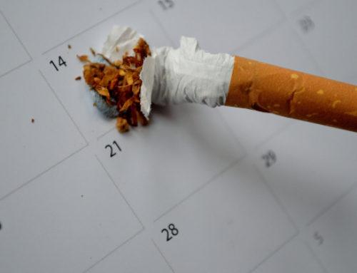 Il y a-t-il une bonne raison d'attendre pour se libérer du tabac?